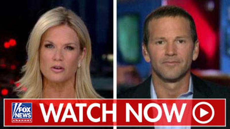 Aaron Schock reacts to fraud charges being dropped