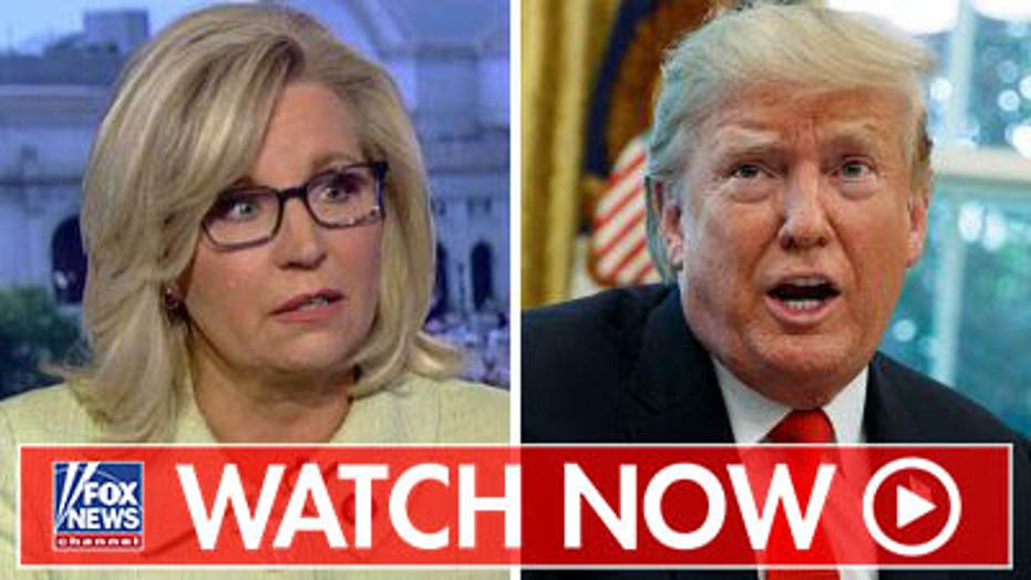 Liz Cheney reacts to Trump canceling Taliban meeting in Maryland at Camp David