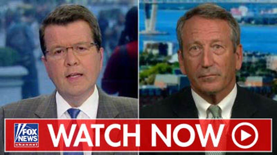 Mark Sanford discusses US debt, Trump challenge