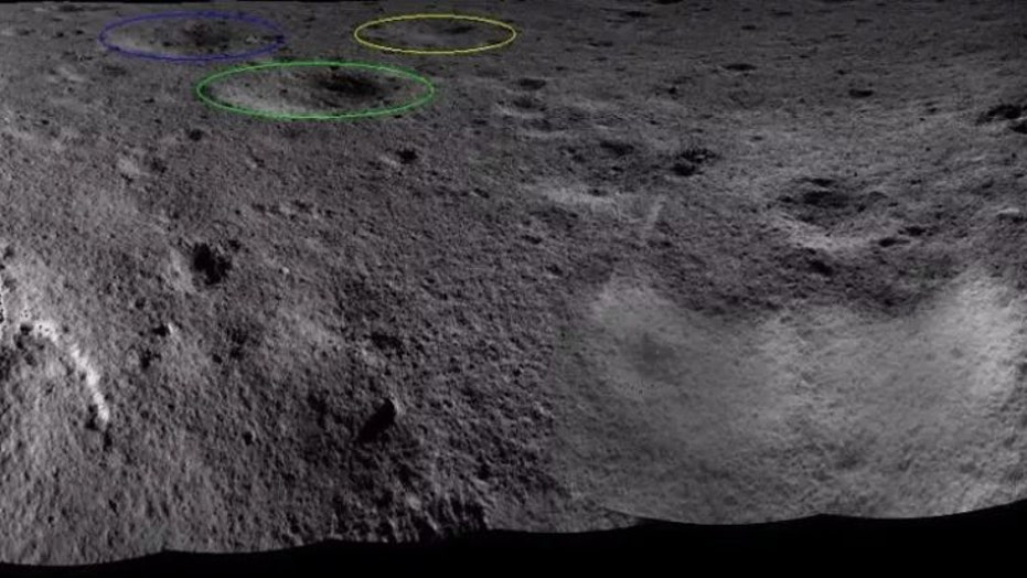 NASA unveils 3D map of the moon | Fox News