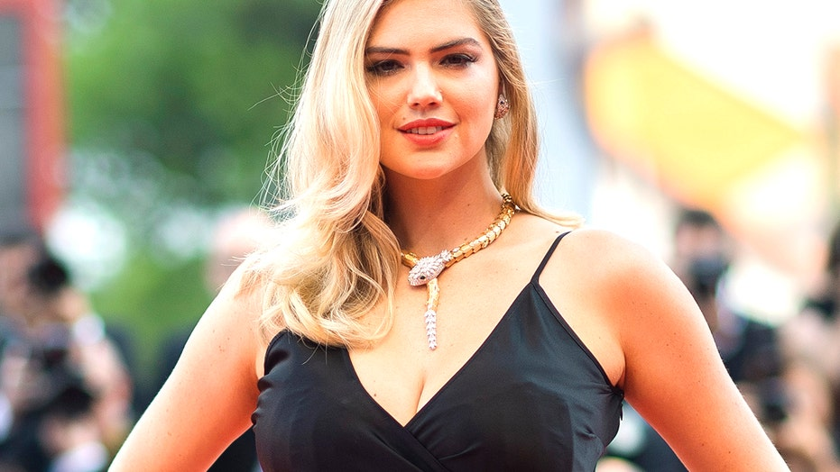 Kate Upton voices skin struggles since becoming a mom, fears about going makeup-free for photoshoot