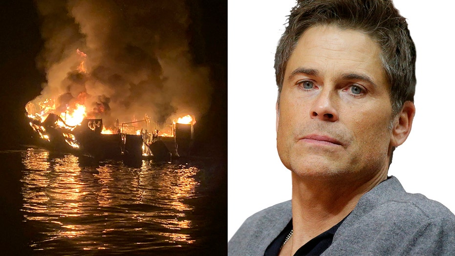 Rob Lowe on California boat fire: 'An unspeakable horror on