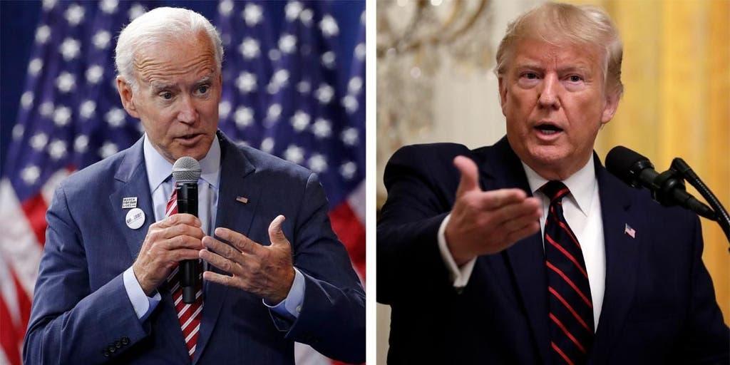 Fox News Poll: Biden more trusted on coronavirus, Trump on economy | Fox News