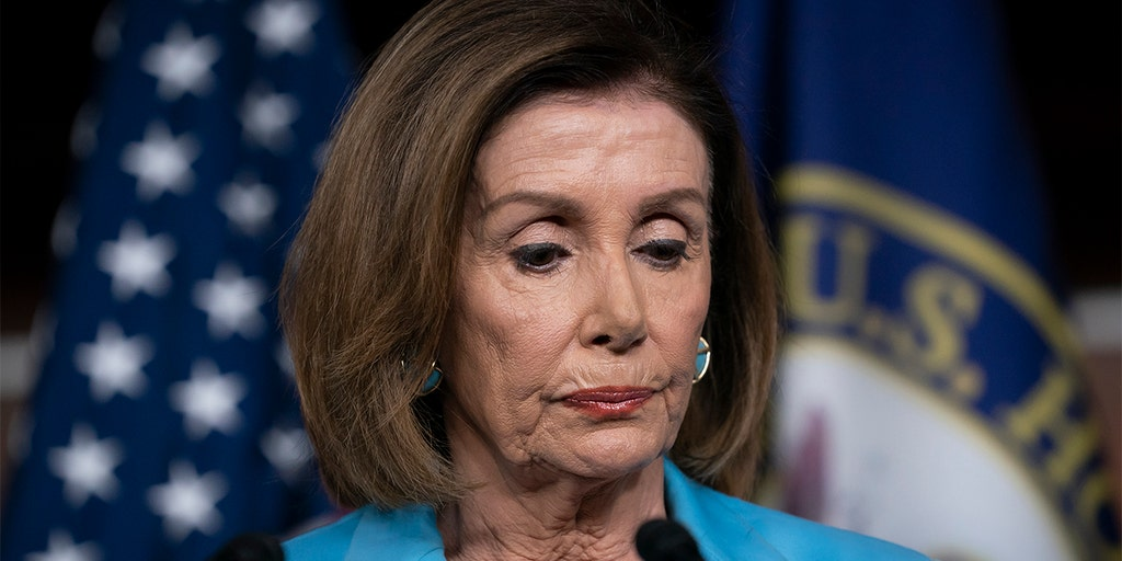 GOP rep introduces resolution to expel Nancy Pelosi from House
