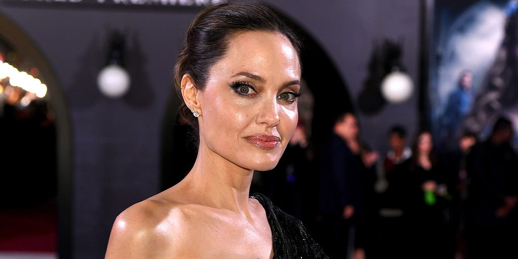 Angelina Jolie Says She Was Feeling Pretty Broken Before