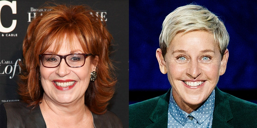 Joy Behar knocks Ellen DeGeneres-Bush friendship: 'I don't see myself hanging out with Donald Trump!'