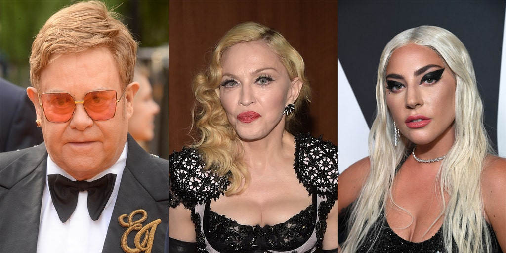 Elton John Says Madonna Was Nasty To Lady Gaga Fox News