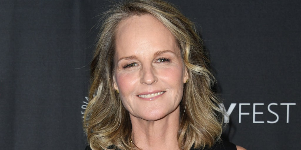 Helen Hunt 57 Stuns In Black Bikini While Enjoying Beach Day In Malibu Fox News