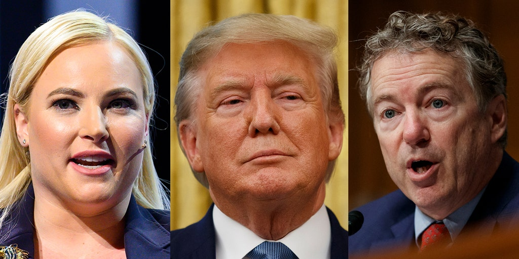 Meghan McCain: Trump, Rand Paul have 'blood on their hands' in Syria fallout