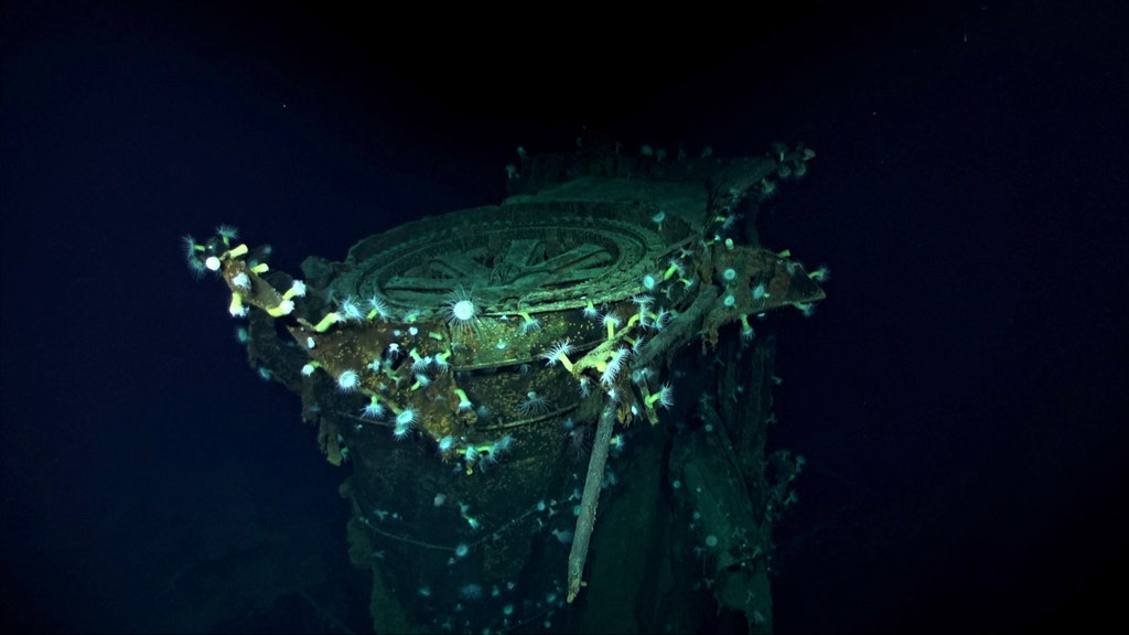 Wreck of WW2 Japanese aircraft carrier is located