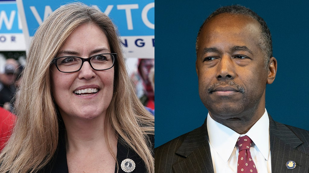 Ben Carson hits back at House Dem who wanted apology for 'hairy men' comment