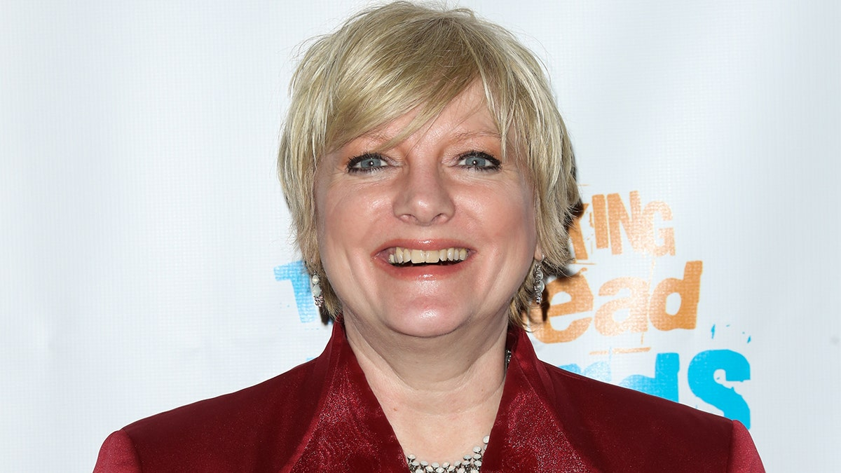 The 59-year old daughter of father (?) and mother(?) Alison Arngrim in 2021 photo. Alison Arngrim earned a  million dollar salary - leaving the net worth at  million in 2021