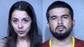 Police: Parents arrested after 1-year-old daughter tests positive for fentanyl