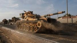 EU countries pledge to suspend arm exports to Turkey over Syria incursion
