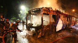 Chile capital hit by violent protests over metro fare hikes; state of emergency declared