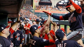Nationals top Cole, Astros 5-4 in World Series opener