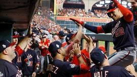 Nationals top Cole, Astros 5-4 in World Series opener