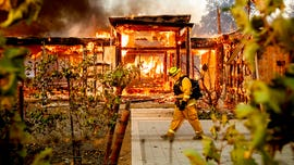 California wildfires, strong winds prompt Newsom to declare state of emergency; 200,000 ordered to evacuate