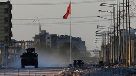 Turkish forces capture center of key Syrian border town