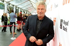 Alec Baldwin campaigning for Democrats in Virginia