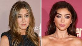 Sarah Hyland praises 'fake mama' Jennifer Aniston joining Instagram with image from 1998 film together