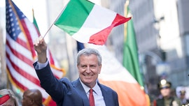 Bill de Blasio booed as 'worst mayor ever' at NYC's Columbus Day Parade: 'Big Bird,' 'laughingstock'
