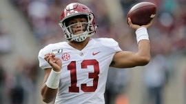 Alabama's Tua Tagovailoa vows to be back for pivotal game after suffering ankle injury, teammate says