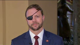 Rep. Dan Crenshaw on Syria cease-fire: Trump's rapid pullout decision created 'chaos'