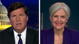 Jill Stein blasts Hillary Clinton for spreading 'ludicrous, unhinged conspiracy theory' she is a 'Russian asset'