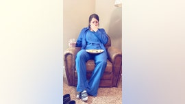 Photo of emotional nurse after 'particularly hard day' goes viral