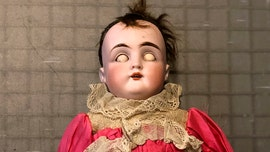 For Halloween, Minnesota museum holds 'creepiest doll' contest