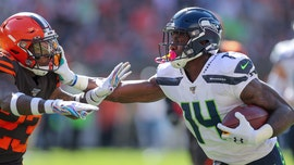 Seattle Seahawks' DK Metcalf delights fans with pacifier mouthguard