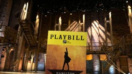 'Hamilton' star announces death of 3-year-old daughter