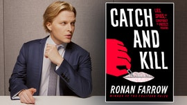 Ronan Farrow voices Trump, shows off barrage of accents in audiobook