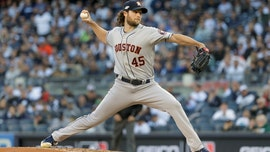 Cole, Astros stifle Yankees to take 2-1 ALCS lead