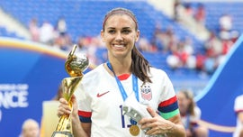 US women's soccer star Alex Morgan pregnant with first child
