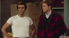'Happy Days' star Henry Winkler says Ron Howard's 'feelings were hurt' by Fonzie's success