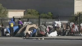 Las Vegas among cities with highest homeless rates as shelters face capacity issues