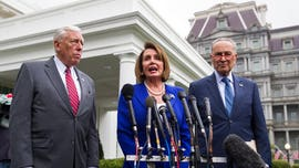 Pelosi-Trump feud at boiling point after 'meltdown' at White House; Dissension in the 'Squad'?