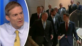 Jim Jordan defends GOP lawmakers who stormed impeachment inquiry room