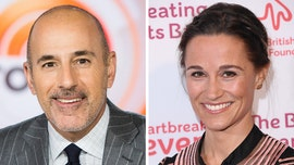 Matt Lauer tried to get Pippa Middleton hired at NBC for 'Today' show: report
