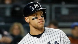 Yankees slugger Aaron Judge has minor right shoulder issue