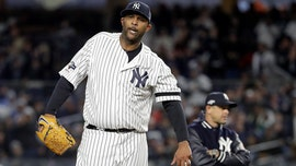 CC Sabathia exiting possible final game as Yankees pitcher with injury leaves ex-manager Joe Girardi in tears