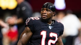 New England Patriots acquire Mohamed Sanu from Atlanta Falcons: report