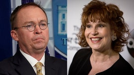 Joy Behar: Mick Mulvaney will follow Sean Spicer onto 'Dancing With the Stars'