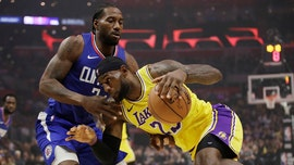 Leonard leads Clippers over LeBron and Lakers 112-102