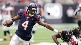 Deshaun Watson's early fumble, scramble for first down an indicator of Houston Texans' day
