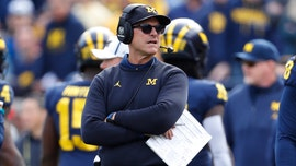 Michigan's Jim Harbaugh addresses NFL rumors in letter to parents: Claims are 'total crap'