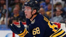 Buffalo Sabres' Victor Olofsson breaks NHL power-play goal record