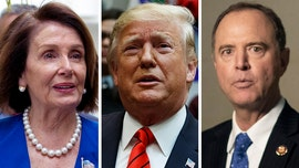 Trump says Pelosi should investigate Obama's Syria red line, Schiff should be 'deposed'